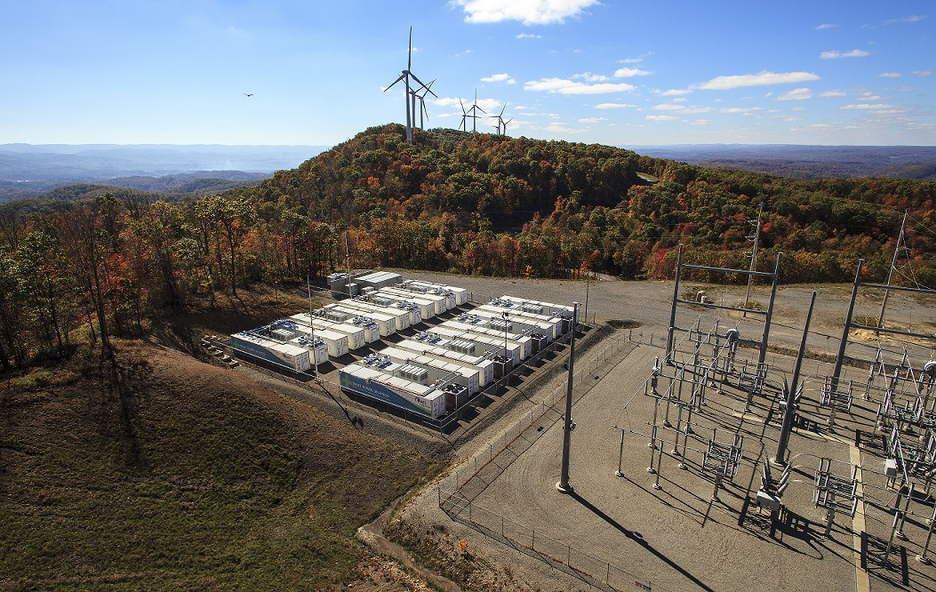 Frequency Regulation Services and a Firm Wind Product: AES Energy Storage Laurel Mountain Battery Energy Storage (BESS)
