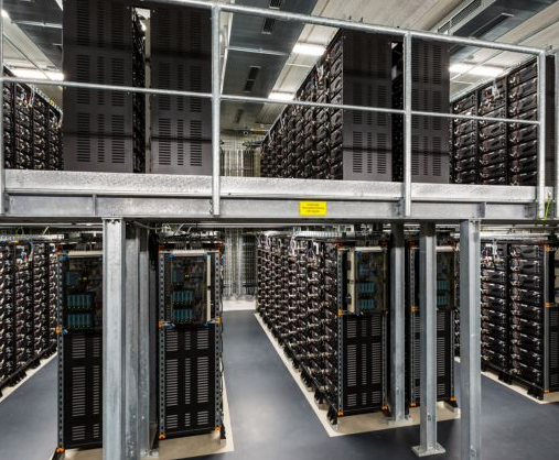 Intelligence for Europe's Biggest Storage Project: Leighton Buzzard Battery Park (UK)