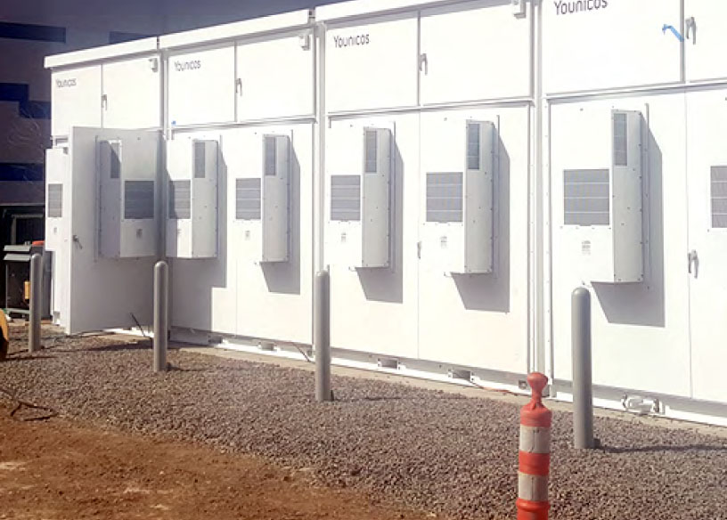 Participating in New Markets Through Innovative Storage Solutions: Younicos Battery Park
