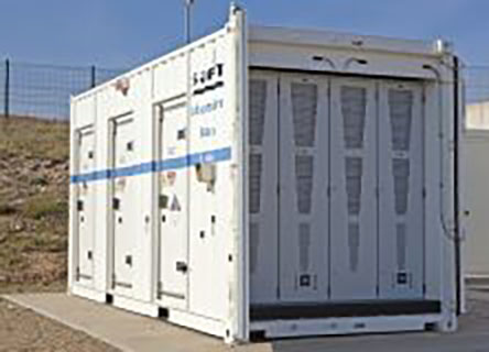 Saft Li-ion energy storage smooths grid integration for Acciona Energia's large PV power plant