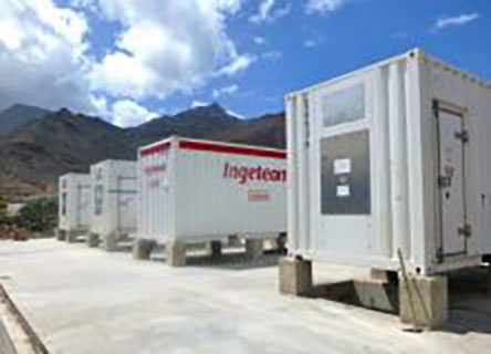 Saft Li-ion batteries helps Gran Canaria's STORE project integrate renewables